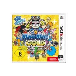 Nintendo 3DS Warioware Gold  045496477783