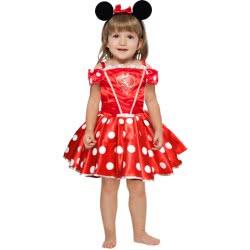 Christys Αποκριάτικη Στολή Disney Minnie Μπαλαρίνα 3-4 Ετών 5067-3 5212007552931