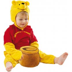 Christys Αποκριάτικη Στολή Disney Winnie The Pooh 1-2 Ετών 5071-3 5212007553099