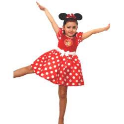 Christys Αποκριάτικη Στολή Disney Minnie 5-6 Ετών 5062-2 5212007552764