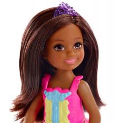 Mattel Barbie Dreamtopia Παραμυθένια Εμφάνιση Σετ Δώρου - Τσέλσι (Μελαχρινή) FJC99 / FJD01 887961533545