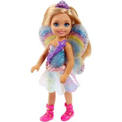 Mattel Barbie Dreamtopia Παραμυθένια Εμφάνιση Σετ Δώρου - Τσέλσι FJC99 / FJD00 887961533552