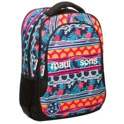 Maui and sons Back Me Up Πολυθεσιακό Σακίδιο Πλάτης Οβάλ Maui Polka 339-89031 5204549111790