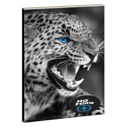 NO FEAR Τετράδιο καρφίτσα  Leopard ή Motocross 17x25εκ 1τεμάχιο 347-44400 5204549113824