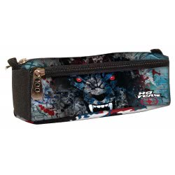 NO FEAR Back Me Up Digital Wolf Pencil Case 347-46140 5204549112353