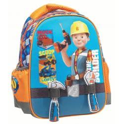 GIM Bob The Builder Tools Τσάντα Πλάτης Νηπιαγωγείου 349-41054 5204549114319