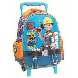 GIM Bob The Builder Tools Σακίδιο Τρόλλεϋ Νηπιαγωγείου 349-41072 5204549114326