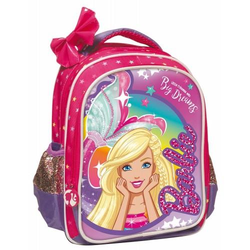 29897671ce GIM Barbie Dreamtopia Τσάντα Πλάτης Νηπιαγωγείου 349-61054 5204549113404