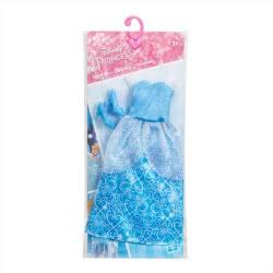 Hasbro Disney Princess Σταχτοπούτα Γαλάζιο Φόρεμα με Γοβάκια E2541 / E2786 5010993509515