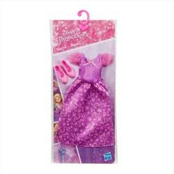 Hasbro Disney Princess Ραπουνζέλ Μωβ Φόρεμα με Γοβάκια E2541 / E2787 5010993509539