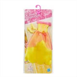 Hasbro Disney Princess Πεντάμορφη Κίτρινο Φόρεμα με Γοβάκια E2541 / E2785 5010993509522