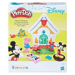 Hasbro Play-Doh Disney Mickey Mouse Magical Playhouse E1655 5010993463138
