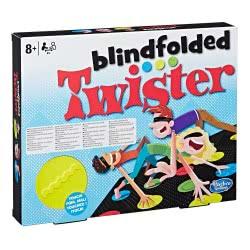 Hasbro Επιτραπέζιο Παιχνίδια Blindfolded Twister E1888 5010993514083