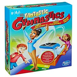 Hasbro Board Game Fantastic Gymnastic Vault Challenge E2263 5010993516827