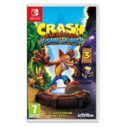 Activision Nintendo Switch Crash Bandicoot N Sane Trilogy  5030917236730