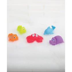 Playgro Under The Sea Squirtees Πολύχρωμα Ζωάκια Μπάνιου 018-4967 9321104849670