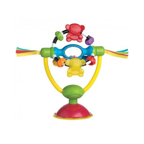 Playgro High Chair Spinning Toy Παιχνίδι Δραστηριοτήτων για Καρέκλα Φαγητού 0182212 9321104822123