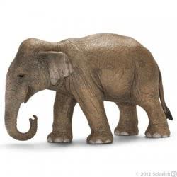 Schleich Ελέφαντας Θηλυκός Ασίας SC14654 4005086146549