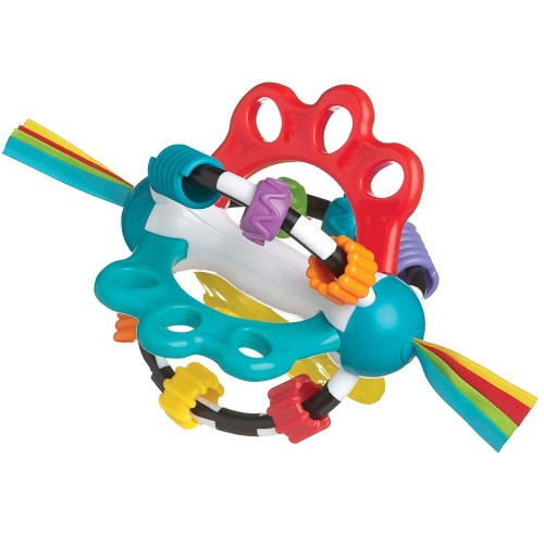 Playgro Explor-A-Ball Toy Μπάλα Κουδουνίστρα 6M+ 4082426 9321104824264