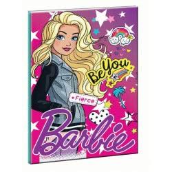 GIM Τετράδιο 17X25εκ Barbie 349-60400 5204549114289