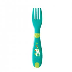 Chicco First Cutlery Set 12M+ Green F01-16101-30 8058664086627