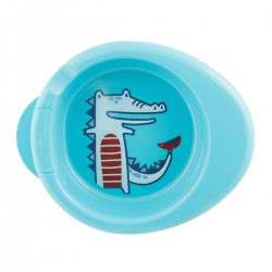 Chicco Warmy Plate Blue 6Μ+ F05-16000-20 8058664086528
