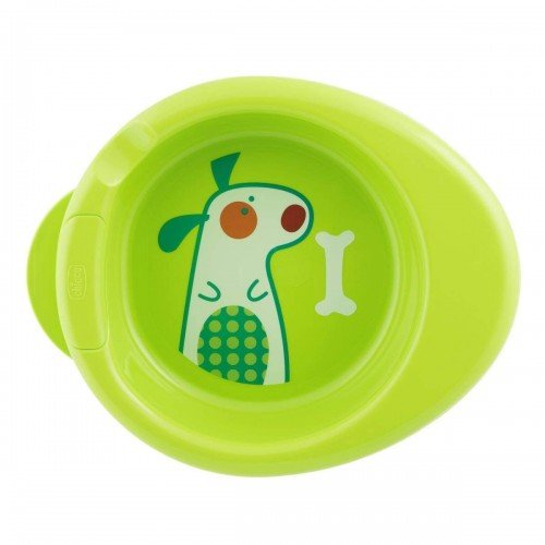 Chicco Warmy Plate Green 6Μ+ F05-16000-30 8058664086535
