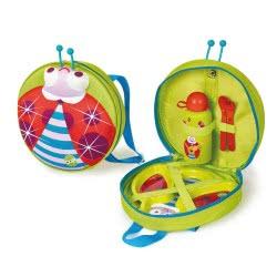 Oops Starry Meal Set Ladybug - Lucky X30-19011-33 8033576718545