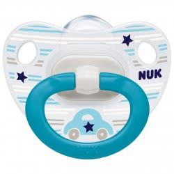 NUK Classic Happy Days Πιπίλα Σιλικόνης, 0-6 Μηνών - 4 Σχέδια 10730119 4008600285861