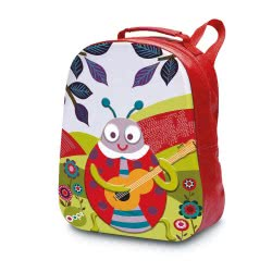 Oops On the Go 3D Happy Soft Backpack Ladybug X30-30004-33 8033576719054