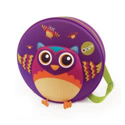 Oops On the Go My Starry 3D Backpack Owl X30-30008-12 8033576718347