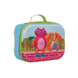 Oops On The Go 3D Soft Lunchbox Happy Snack City X30-31006-20 8033576717678