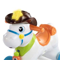 Chicco Move N Grow Νέο αλογάκι Baby Ροντέο 3 σε 1 Z01-07907-00 8058664053193