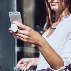 Popsockets Grip Grey Camo για όλα τα κινητά 101535 815373025815