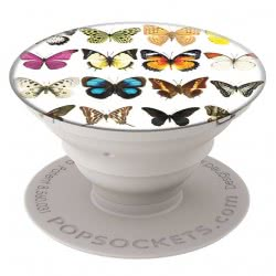 Popsockets Grip Butterfly Bell Jar Compatible with All Smartphones 800135 842978125152