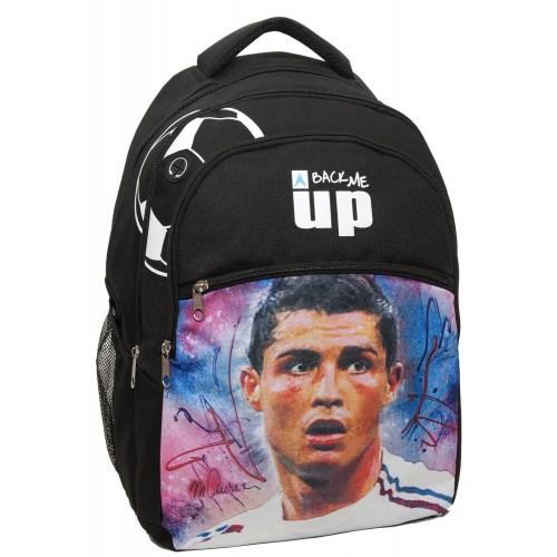 GIM Back Me Up Πολυθεσιακό Σακίδιο Πλάτης Ronaldo 338-82031 5204549114852