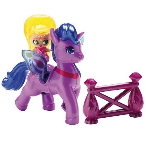 Mattel Shimmer and Shine Μίνι Κουκλίτσες Με Μονοκεράκι Leah and Zahracorn FPV96 / FPV98 887961617283