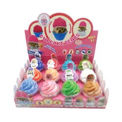 Just toys Cup Cake Bear Series 2 - 12 Designs 1710028 815887024663