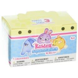 Gama Brands Squishy Kawaii Series  Φιγούρες Ζωάκια Blind Box 10811006 723708110061