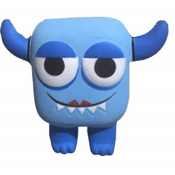 Gama Brands Squishy Monsters Ζουληχτές Φιγούρες Τερατάκια - 6 Σχέδια 11200003 5212021900039