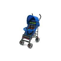 just baby Flexy Καρότσι Τύπου Μπαστούνι - Μπλε JB-1040-BLUE 9131810401693