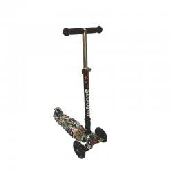 ΑΘΛΟΠΑΙΔΙΑ Three Wheels Scooter with Lighting Wheels Design 3 002.61210/3 5202200001466