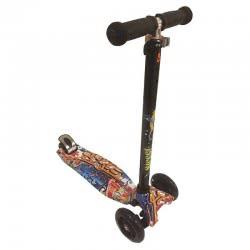 ΑΘΛΟΠΑΙΔΙΑ Three Wheels Scooter with Lighting Wheels Design 5 - Street 002.61210/5 5202200001480