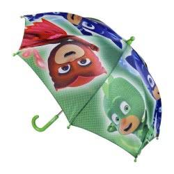 Cerda Pj Masks - Πιτζαμοήρωες Παιδική Ομπρέλα Πράσινη 2400000365 8427934150939