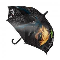 Cerda Miraculous Ladybug Kids Umbrella - Cat Noir 2400000364 8427934994915