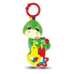 Clementoni baby Soft Dinosaur Rattle 1000-17215 8005125172153