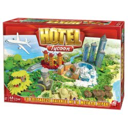 As company Board Game Hotel Tycoon New Edition 1040-20187 5203068201876
