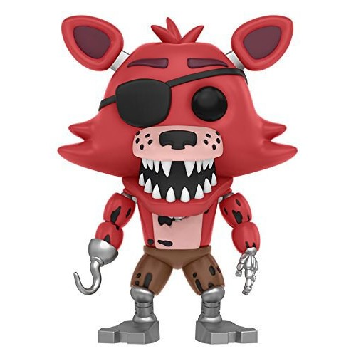 Funko POP! GAMES: FIVE NIGHTS AT FREDDYS-FOXY THE PIRATE 027345 889698110327