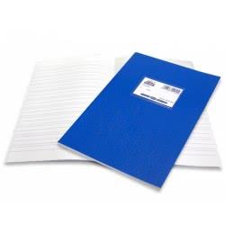 SKAG Τετράδιο Super Μπλε 50 Φύλλων Διπλοχάρακα 110402 5201303110402