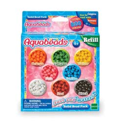 Epoch Aquabeads: Refill - Solid Bead Pack 79168 5054131791684